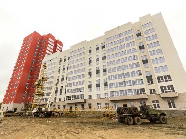 Ход строительства октябрь 2021