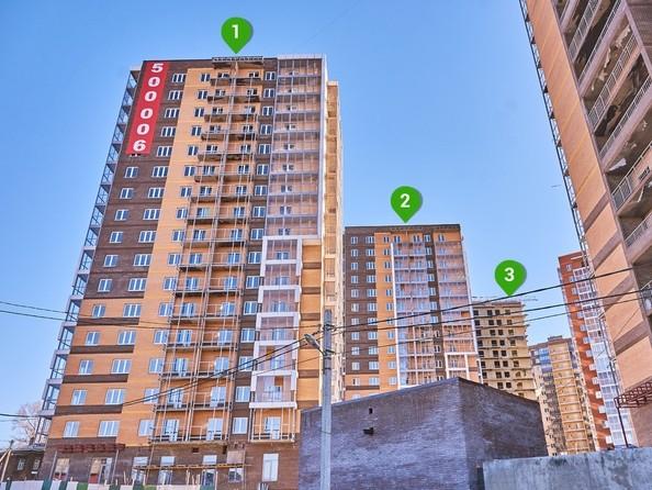 Фото Жилой комплекс КВАРТАЛ, 2 оч, б/с 3, Ход строительства 1 ноября 2017