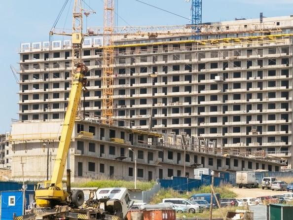 Ход строительства 25 июня 2018