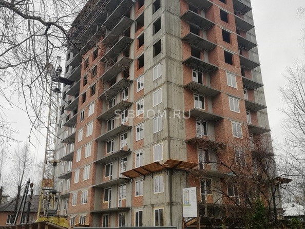 Фото Жилой комплекс НОВЫЕ ЧЕРЁМУШКИ, Ход строительства октябрь 2018