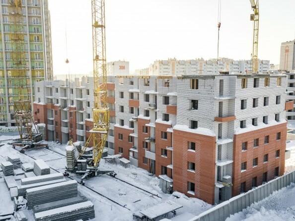 Фото Жилой комплекс МАРС, дом 10, Ход строительства декабрь 2018