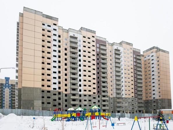 Фото Жилой комплекс Покровский, 3 мкр, дом 4, 27 декабря 2017