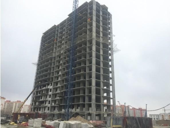 Фото Жилой комплекс МАТРЕШКИН ДВОР 105, дом 2, 1 этап, Ход строительства апрель 2019