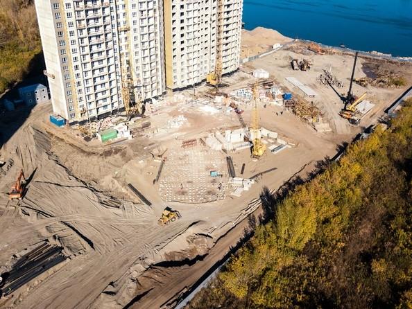 Фото Жилой комплекс ВЕНЕЦИЯ-2, дом 7, Ход строительства 8 октября 2018