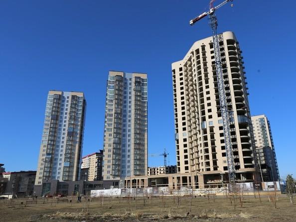 Фото Жилой комплекс LINER Лайнер, Ход строительства 9 апреля 2017