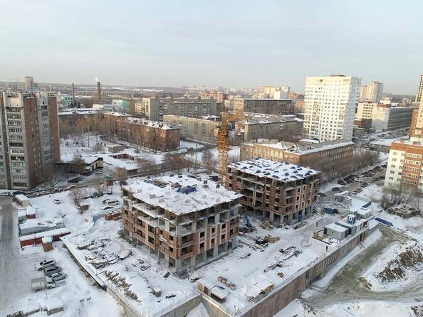 Фото Жилой комплекс ЭРМИТАЖ, Ход строительства февраль 2019