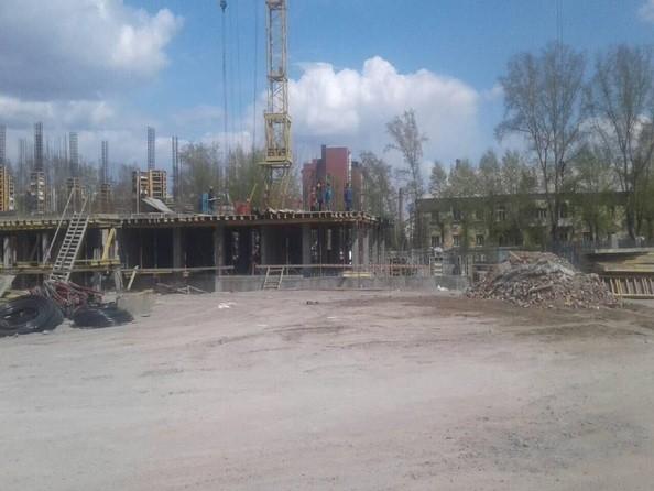 Ход строительства 20 мая 2019