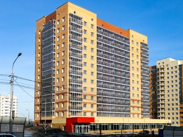 Фото Жилой комплекс Мужества, 12 , Ход строительства 25 февраля 2019
