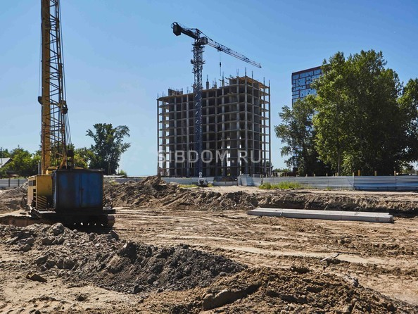 Фото Жилой комплекс ЯСНЫЙ БЕРЕГ, дом 11, Ход строительства июль 2018