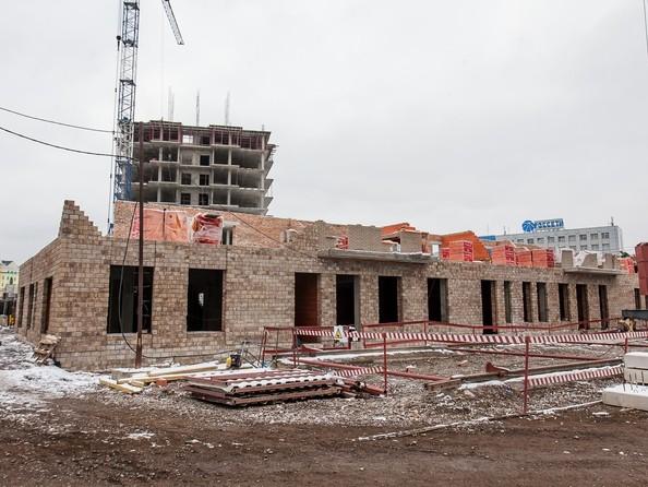 Ход строительства 24 октября 2019