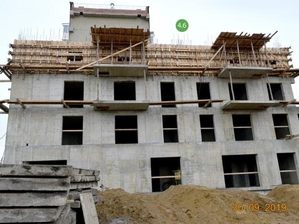 Ход строительства 30 сентября 2019
