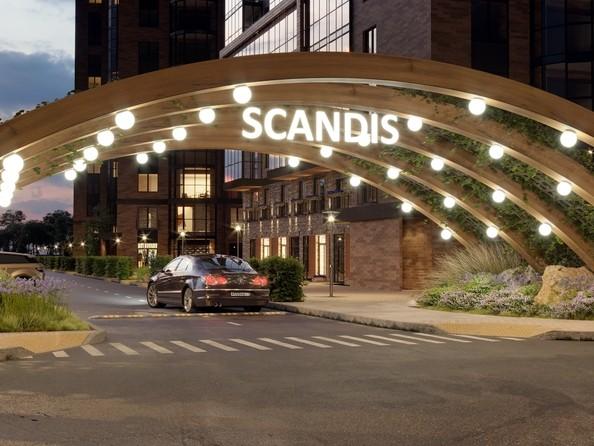 Картинки Жилой комплекс SCANDIS (Скандис), дом 6