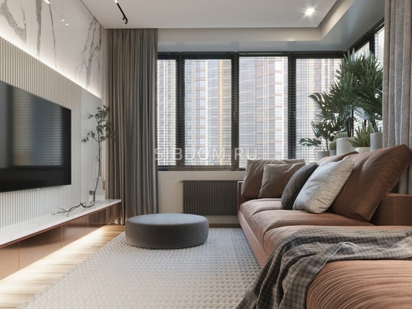 Интерьер апартаментов класса «Люкс»