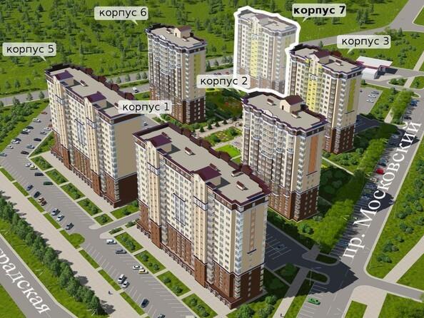 Картинки Жилой комплекс ЦВЕТНОЙ БУЛЬВАР, дом 18, корпус 6