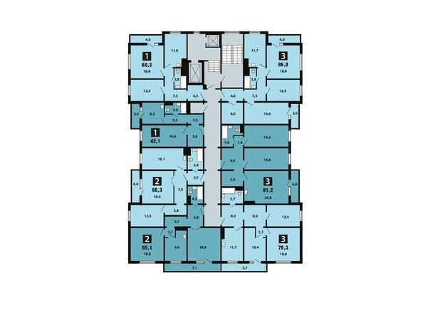 17 этаж