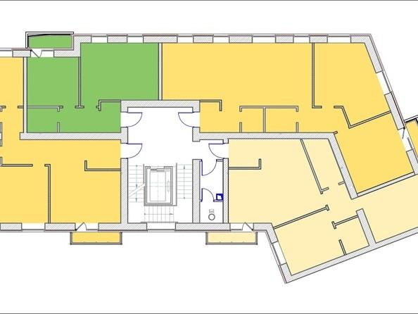 Продам 3-комнатную, 111.27 м², ПРЕОБРАЖЕНСКИЙ, дом 9. Фото 2.