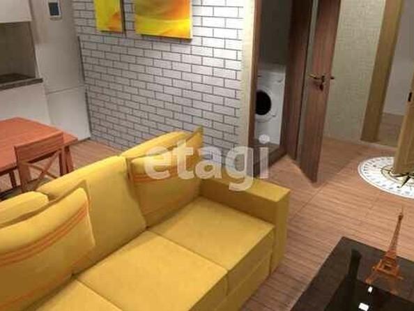 Продам 2-комнатную, 51 м², Панфиловцев ул, 19А. Фото 1.