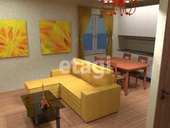 Продам 2-комнатную, 51 м², Панфиловцев ул, 19А. Фото 2.