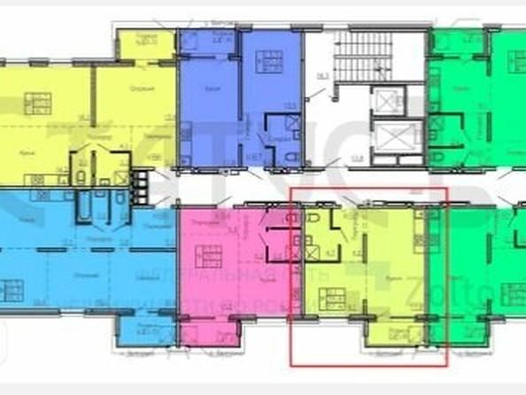 Продам 1-комнатную, 37.4 м², . Фото 3.