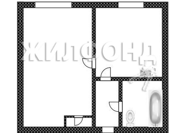 Продам 1-комнатную, 33.4 м², Георгиева ул, 51/1. Фото 6.