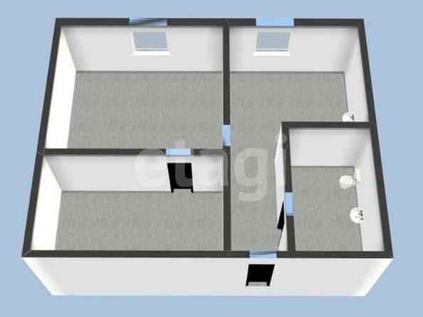 Продам 2-комнатную, 58.2 м2, Гастелло ул, 15. Фото 5.