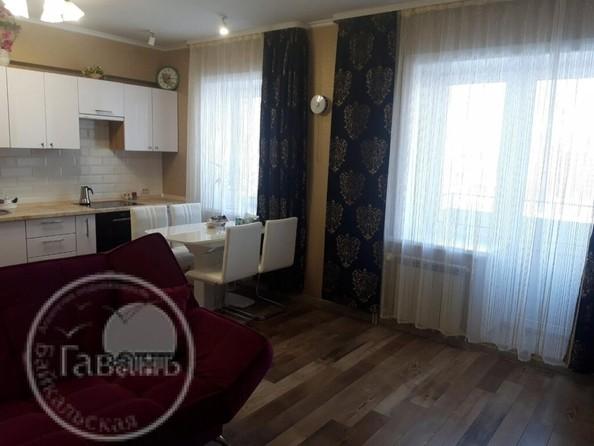 Продам 2-комнатную, 56.1 м2, Сахьяновой ул, 23В. Фото 2.
