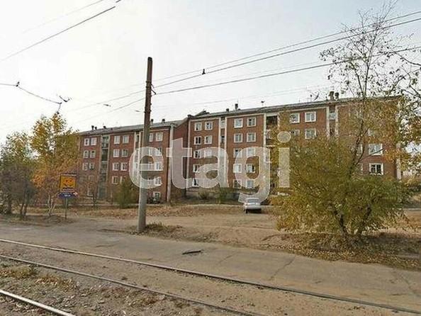 Продам 1-комнатную, 11.7 м2, Юного Коммунара ул, 1. Фото 2.