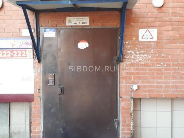 Продам 1-комнатную, 49 м2, Ядринцева ул, 23/2. Фото 5.