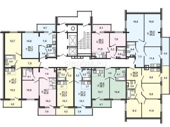 Продам 1-комнатную, 45 м2, Верхняя Набережная ул, 161/15. Фото 3.