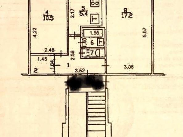 Продам 2-комнатную, 43.5 м2, Терешковой ул, 31. Фото 5.