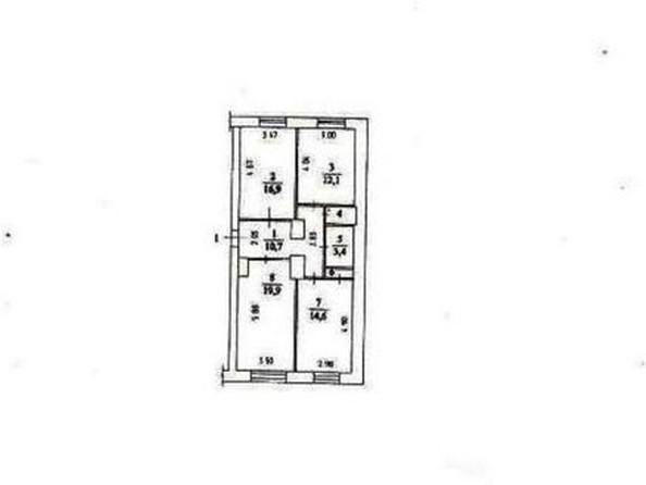 Продам 3-комнатную, 80 м2, Ноградская ул, 10. Фото 1.