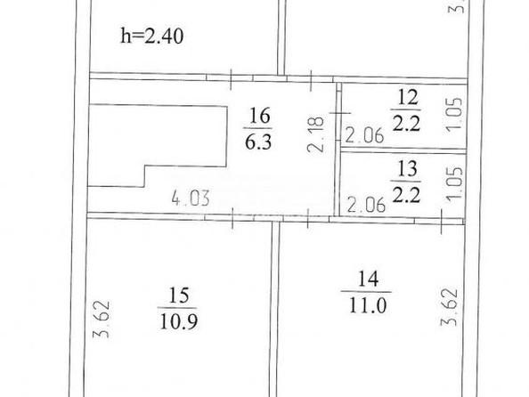 Продам дом, 107 м², Кемерово. Фото 9.