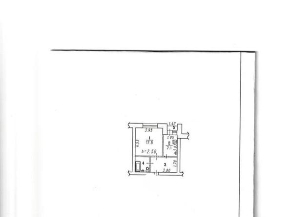 Продам 1-комнатную, 35 м2, 12 Декабря ул, 108. Фото 9.