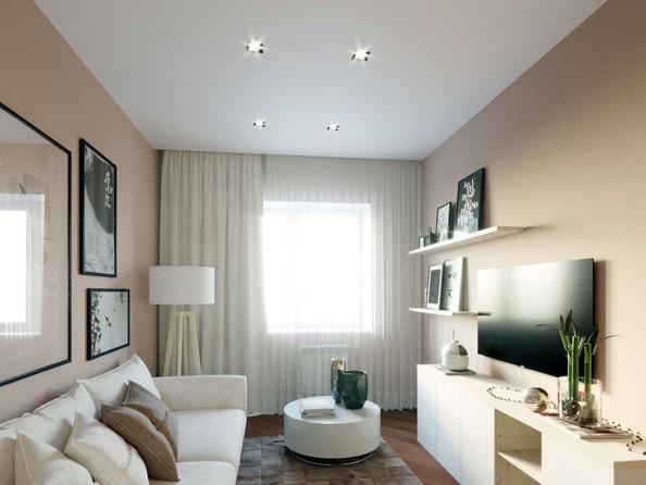 Продам 1-комнатную, 36.38 м², ЕНИСЕЙСКИЙ, дом 1. Фото 1.